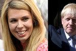 """Milenci v sídle premiéra: Johnson vzal """"vydřičku"""" s sebou, Boris a Carrie překvapili"""