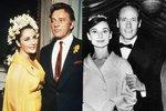 Velké milostné příběhy slavných 20. století: Zakázané lásky, opulentní svatby i tragédie