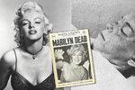 57 let od smrti Marilyn Monroe: Fotky z pitevny neměl nikdo vidět! Vražda?