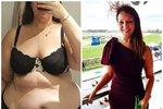 Za svou obezitu dlouhé roky vinila genetiku. Postavu jako ona totiž měly i maminka a babička.