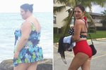 Michelle Bakal byla v dětství kvůli své nadváze šikanována. Když jí bylo pouhých šestnáct let, začala experimentovat i s alkoholem a heroinem. Obtížné životní období navíc řešila přejídáním, a její váha tak vystoupala až na sto sedmdesát kilogramů! O pět let později se střízlivá Michelle rozhodla svůj život radikálně změnit. Po shození devadesáti kil jí ale zůstalo pět kilogramů přebytečné kůže.