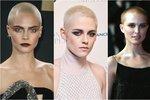 Některé z nich si vlasy oholily, protože toužily po změně, jiné k tomu dohnala filmová role. Tak či tak tento krok vyžaduje hodně odvahy. Podívejte se do fotogalerie na slavné ženy, které se zbavily své hřívy, a porovnejte, který střih jim slušel více.