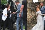 Libor Bouček se potřetí oženil! Dorazila i Bohdalová