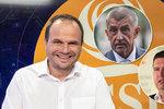 Šmarda v Blesku: O selhání Hamáčkova plánu, drbech Babiše i konci ČSSD