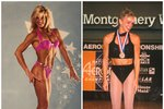 V mládí byla roztleskávačkou a až po pěti dětech se začala věnovat fitness.