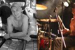 Metalového bubeníka Michala (†41) zabili na kole: Řidič ujel, kolo někdo ukradl