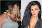 Nádherná DJka měla 108 kilo a mindráky. Teď je z ní modelka!