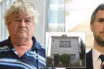 """Důchodce (74) po mrtvici se soudí s primátorem Hřibem: """"Vrať mi můj dům za 4,2 milionu!"""""""