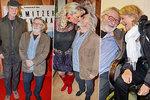 Nemocný Mrkvička (80) v obležení dam: Nečekané pocty i polibky!