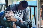 Otec století Rytmus: Obličej měsíčního syna zneužil  k reklamě! Nemá dost?