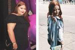 Od úspěchu v herectví ji dělilo 50 kilogramů.