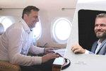Zášť před mší za Gotta? Premiér odmítl letět se šéfem parlamentu, Slovensko vyslalo dva speciály