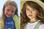 Místo Francouzky Ruska? Alina (6) je novou nejkrásnější holčičkou světa!