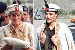 """Inspirace u Diany? Kate v Pákistánu """"kopíruje"""" styl Williamovy maminky!"""