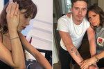 Nejstarší syn Beckhamových Brooklyn má novou holku: Je kopií mámy Victorie!