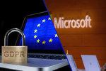 Microsoft nesplňuje evropskou směrnici o GDPR. Firma bude měnit smlouvy