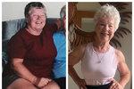 Joana bojovala s váhou celý svůj život.