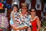 Kris Jenner s rodinou