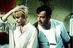 Walter Matthau a Goldie Hawn ve slavné komedii Kaktusový květ. Kromě nich si ve snímku zahrála Ingrid Bergman.