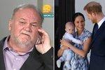 Otec Meghan v slzách: Nutně potřebuje vidět vnoučka Archieho! Proč?