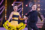Veronika Khek Kubařová a Dominik Vodička na prvním tanečním večeru StarDance