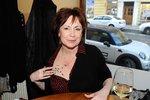 Herečka Ilona Svobodová má hned několik tetování. Začala s nimi až po padesátce.