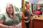 Lisa měla ještě před pěti lety v těle skoro 60 procent tuku.