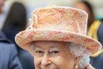 Královna Alžběta II. v roce 2020