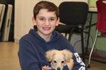 Dylan (12) zachránil nechtěné štěně před smrtí...