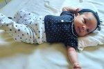 Malá Antonella je kouzelná.