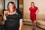 Sarah Croxall z Anglie se potýkala s nadváhou už od dětství.