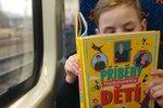 Příběhy pozoruhodných dětí se čtou samy