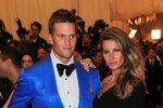 Také Gisele Bündchen a Tom Brady se zasnoubili po jednom měsíci. Dnes patří k nejstabilnějším párům Hollywoodu.