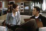 Ben Affleck a Gwyneth Paltrow ve filmu Nahoru dolů