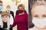 Módní téma Iny T.: Roušky jako ochrana nebo módní doplněk!