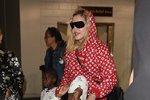 Madonna s dětmi
