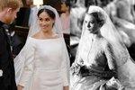 Slavné ženy a svatební šaty: Vybraly jsme ty, které inspirují i po letech!