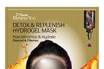 Ideálním dárkem pro krásnou, mladou a svěží pleť je dvoudílná detoxikační hydrogelová maska 7th Heaven Renew You, která minimalizuje póry, hydratuje pokožku a pomáhá potlačit známky stárnutí. 129 Kč, Rossmann