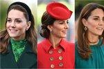 Nejkrásnější účesy podle vévodkyně Kate