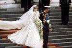 Diana Spencer a  princ Charles