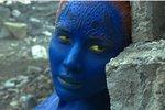 Jennifer Lawrence jako Mystique v sérii X-Men