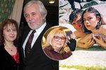 Oslavenkyně Libuška Šafránková: Nevinná Popelka před lety přebrala muže kolegyni!