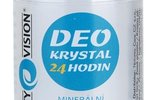 Minerální deodorant Krystal, Purity Vision, 113 Kč