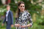 Módní inspirace: Zahalte se do květů jako vévodkyně Kate