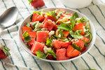 Další surovina, která se skvěle hodí k melounu, jsou jahody.