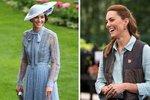 Nebesky krásná! Zahalte se do trendy letní modři jako vévodkyně Kate