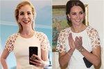 Američanka se obléká jako Kate nebo Meghan! Outfity ji stály už statisíce
