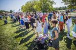 Milovníci dobrého jídla a pití by neměli chybět na 10. ročníku F.O.O.D. pikniku v parku Ladronka. Můžete si pochutnat na dobrotách domácích i cizokrajných, sladkém a slaném.