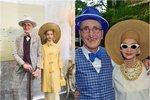 Pár, který strčí do kapsy mladší ročníky: 75letý hipster děda a jeho žena mají módu v malíčku