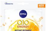 Energizující 10minutová maska s Q10, Nivea, 99 Kč